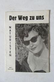 FKK Der Sonnenmensch Heft Nummer