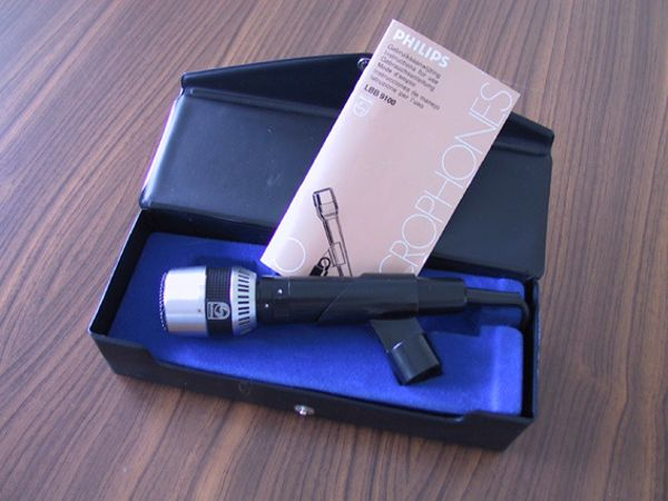 Philips Richtmikrofon LBB 9100