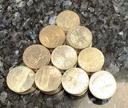 95 Stück 50 Schilling Silbermünzen