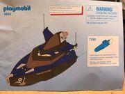 Playmobil 4882 RoboGangster Turbokampfschiff