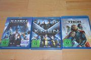 X-Men Thor Blu ray