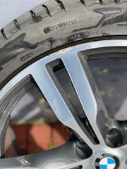 BMW Komplettradsatz Sommerräder 20 Zoll