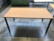 Schreibtisch aus Buche 160x80x72 cm