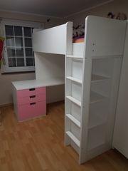 IKEA STUVA Kinder Hochbettkomb weiß