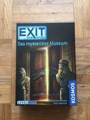 Exit Spiel Das mysteriöse Museum