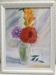 Ölgemälde ca 20x30 Impressionismus