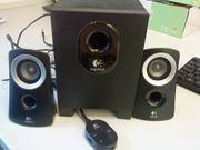 Dolbysourround System LOGITECH