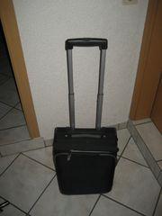 kleiner Reisekoffer Trolley mit Rollen