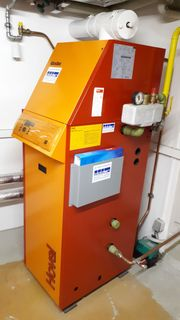 Gas - Heizkessel Hoval Ultragas 35