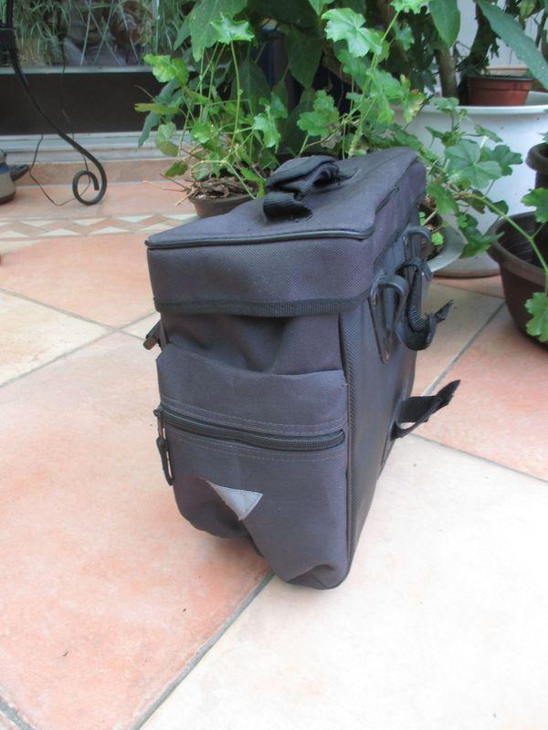 Fahrradgepäcktasche