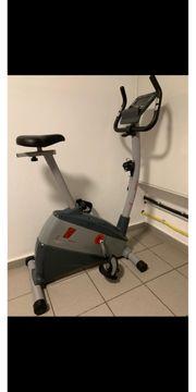 Hometrainer Fahrrad Ergometer SportsTech EX500