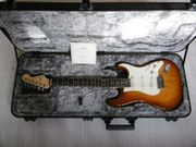 Fender American Elite Strat Ash