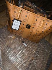 NEUE MCM LUXUS Handtasche Pochette