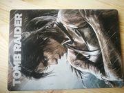 Tomb Raider Steel Case