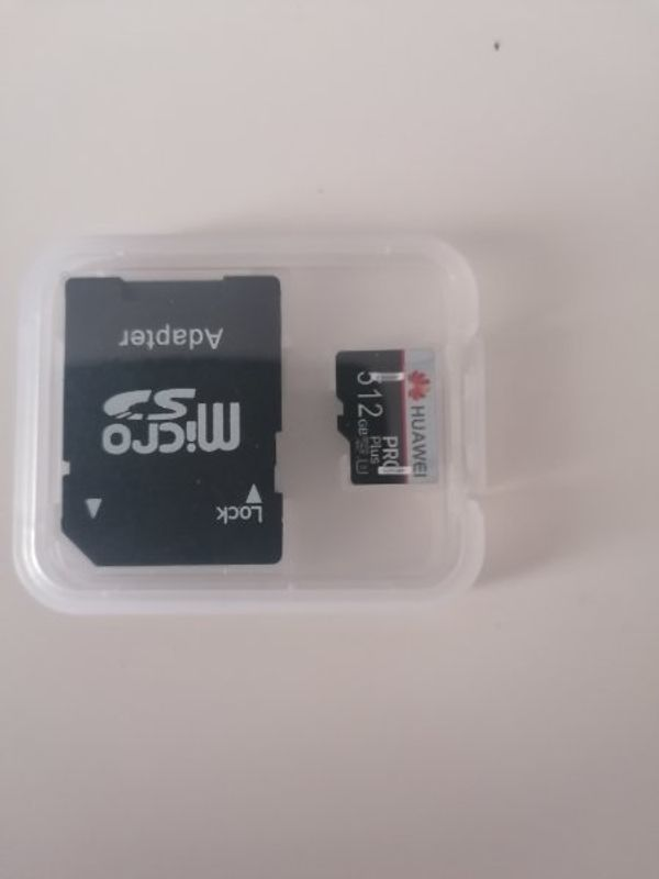 Micro Sd Karte Handy.Micro Sd Karte 512 Gb Von Huawei Neu In Tubingen Zubehor