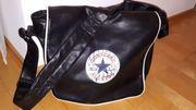Converse Umhängetasche Vintage schwarz neuwertig