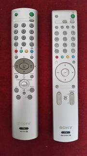 Sony TV Video DVD Fernbedienung