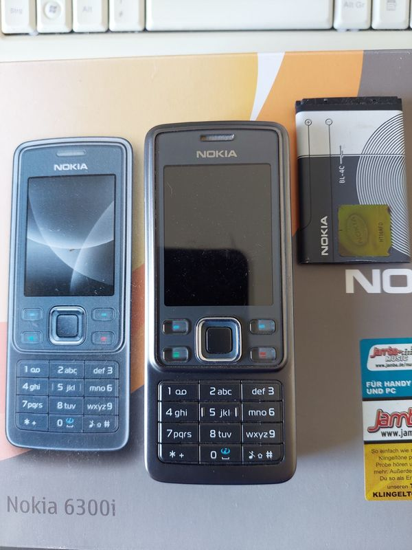 Nokia 6300 i neuwertig