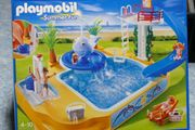 Playmobil Schwimmbad Summer Fun 5433
