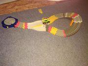 Carrerabahn mit Auto - Kinderspielzeug