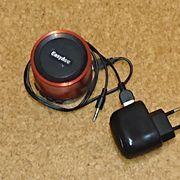 EasyAcc Mini-Cannon Portable Bluetooth Lautsprecher