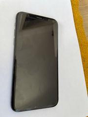 Apple iPhone X - 64GB - Silber