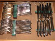 Silberbesteck BSF Platura 90 zu