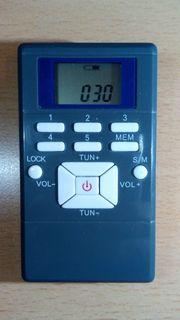 Kompaktes UKW Stereo Radio