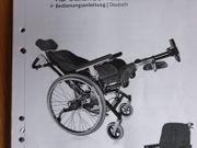 Multifunktions Rollstuhl HB Balance