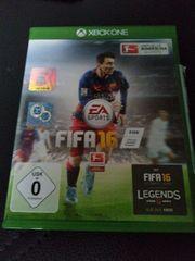 xBox One Spiel Fifa 16