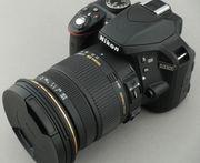 Nikon D3300 Spiegelreflexkamera DSLR mit
