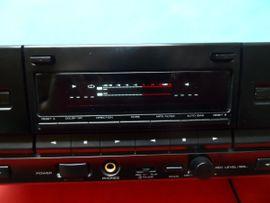 Kenwood KX-W4070 MC - Doppel Cassetten: Kleinanzeigen aus Steuerwaldsmühle - Rubrik Tape-Deck, Walkman