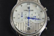 Diamanten Lancaster Armbanduhr Uhr NEU