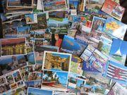 Ansichtpostkarten aus aller Welt und