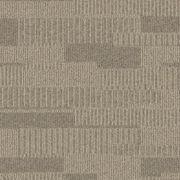 Leichtbraune Duet Parchment Teppichfliesen von
