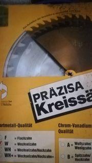 Hartmetall Kreissägeblatt 300mm