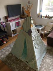 Kinder-Tipi-Zelt zu verkaufen