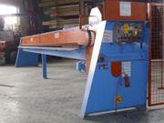 Hambi Mattenschneidemaschine Baustahlmatten