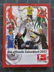Bundesliga - Das offizielle Saisonbuch 2012