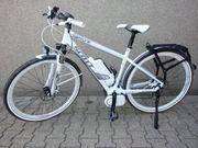 E-Bike Scott E-Venture-20 weiß unisex