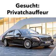 Gesucht Privatchauffeur