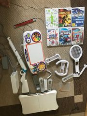 Wii Spielkonsole