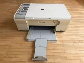 Tintenstrahldrucker - HP Deskjet F4283 All-in-One