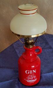 Öellampe Tischlampe Tischleuchte seltene Dekoartikel