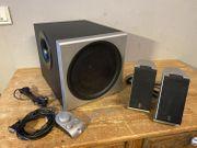 Logitech Z-2300 PC-Lautsprecher mit Subwoofer