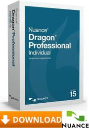 Nuance Dragon Prof Individual15 0