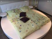 Rundbett Bett Doppelbett