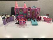 Barby Spielhaus set