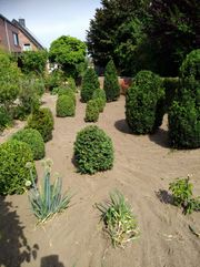 Grab und Gartenhilfe