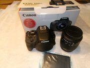 Fotoapparat Canon EOS 100D